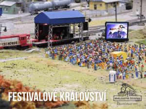 Letní počasí je tady a k českému létu patří nepřeberná spousta festivalů. Ani u…