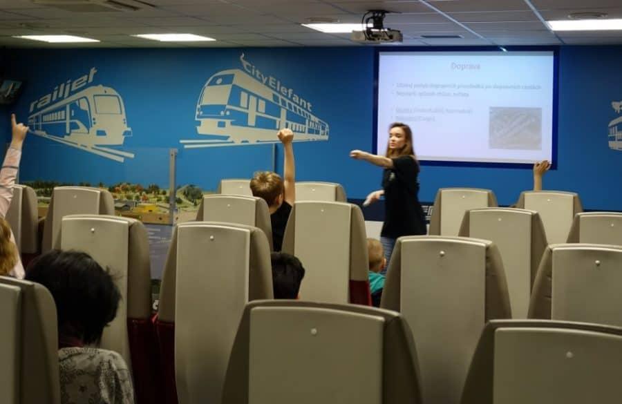 Polytechnická výchova pro žáky pražských Základních a Mateřských škol