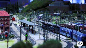 Království železnic opět otevřeno