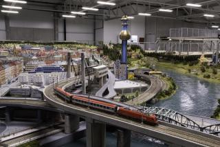 Ve Vídni bylo slavnostně otevřeno Království železnic