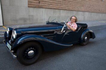 Baví vás historie, a především ta automobilová? Pak se může hodit tip od Národní